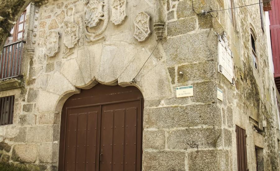 Casa de la Inquisición (s.XVI), Ribadavia