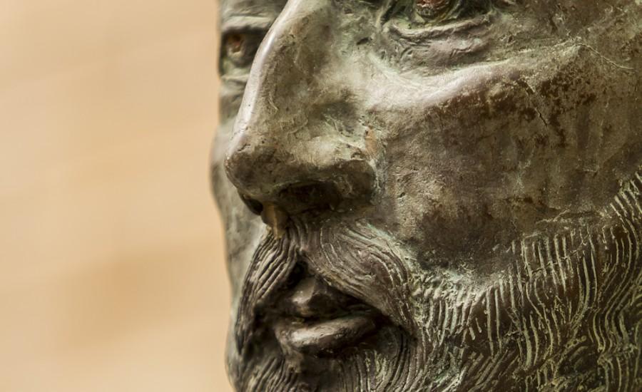 Busto de Benjamín de Tudela