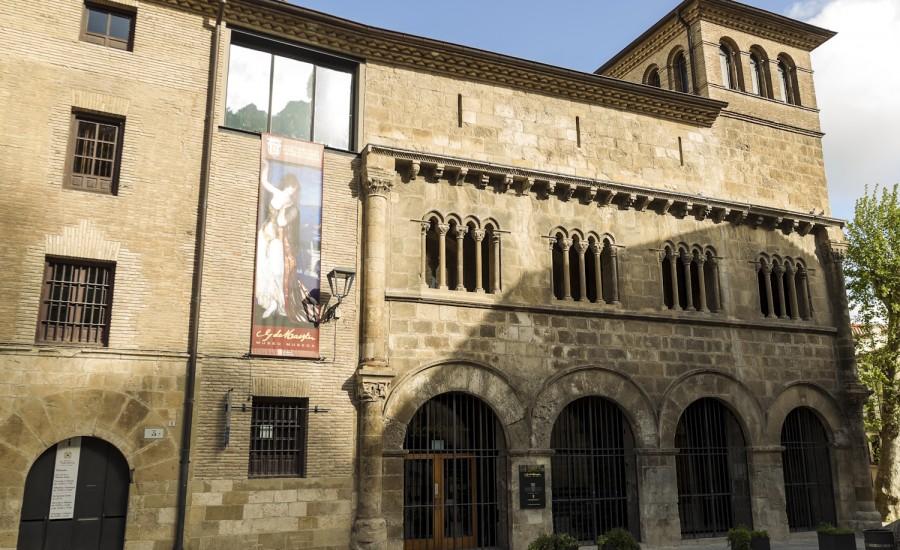 Palacio de los Reyes de Navarra. Estella