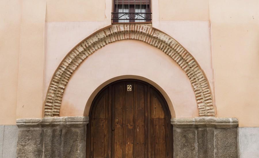 Vivienda judía en la Calle Pocillo. Ávila