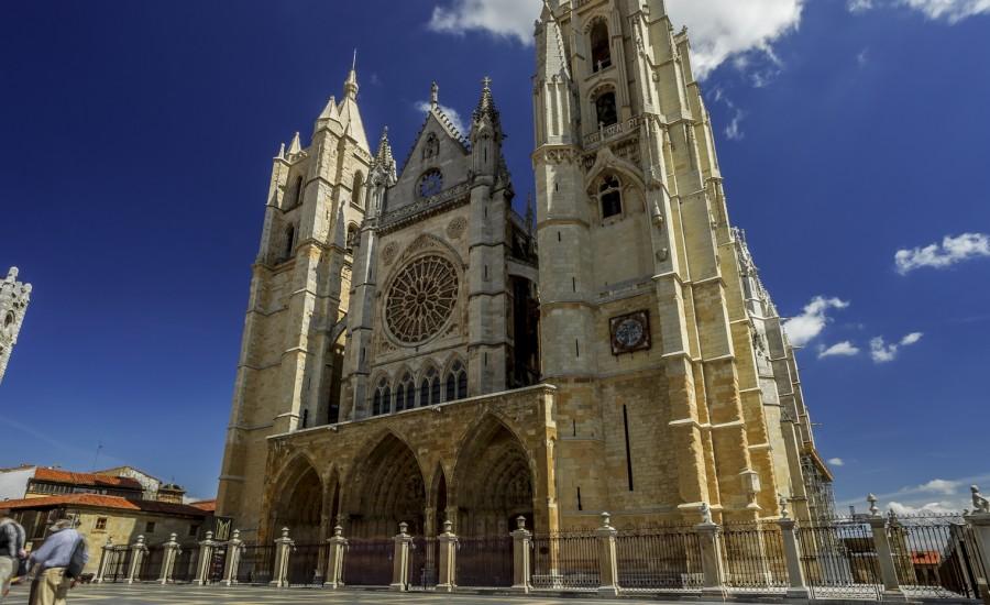 Catedral de León. Horizontal