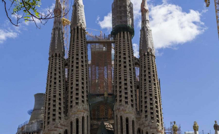 Sagrada Família. Barcelona