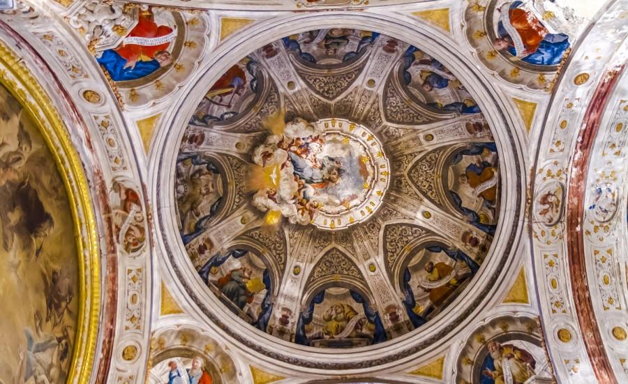 Sacristía Catedral de Calahorra