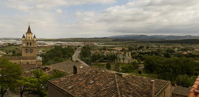 Vega del Río Cidacos. Calahorra
