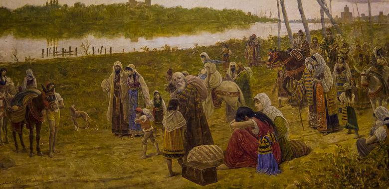 Expulsión de los judíos de Sevilla