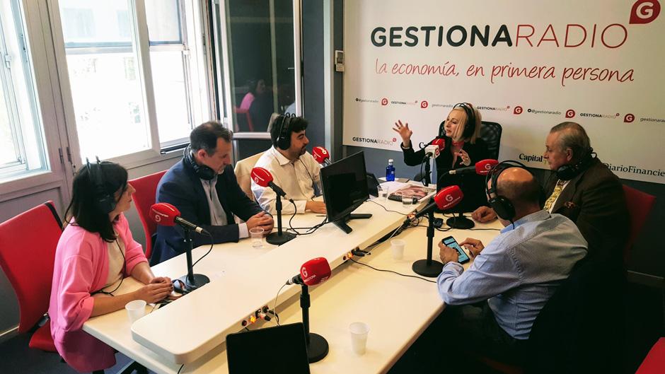Accion de comunicación Concurso de microrrelatos Ana Frank en Gestiona Radio   Red de Juderías de España Caminos de Sefarad
