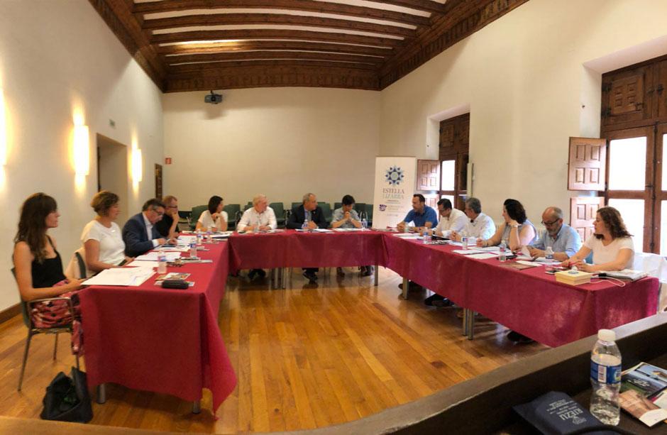 Se celebra la 49ª Asamblea General Ordinaria de la Red de Juderías