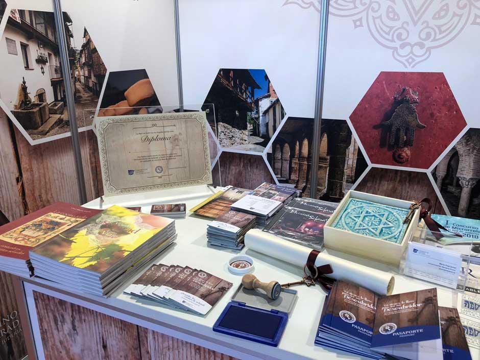 La Red de Juderías en INTUR, la Feria Internacional de Turismo de Interior