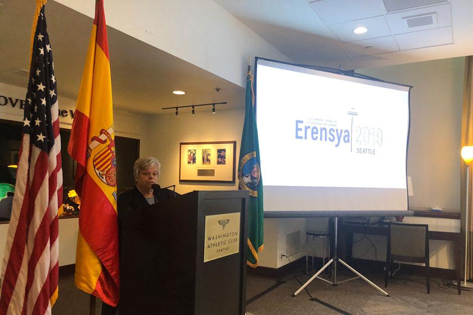 Un año más, la plataforma Erensya, creada por el Centro Sefarad-Israel, reúne en Seattle a más de cincuenta sefardíes, que representan a catorce comunidades de todo el mundo.
